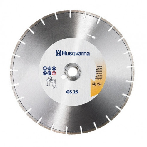 """Диск алмазный Husqvarna GS25 16""""/400 1"""" (мрамор)"""