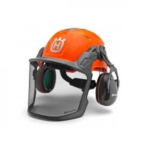 Защитный Шлем Husqvarna Technical С Наушниками