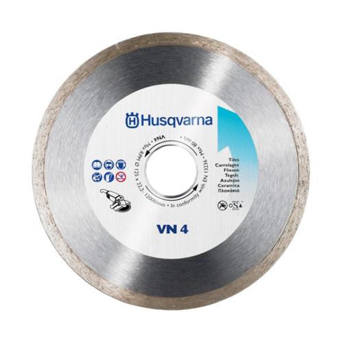 """Диск алмазный Husqvarna VN 4 04""""/115 22.2 (керамогранит)"""