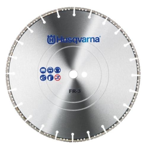 """Диск алмазный Husqvarna FR-3 09""""/230 22.2 (спасательный)"""