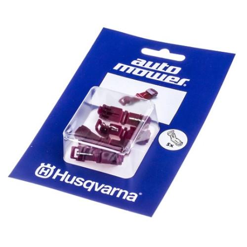 Клеммы Husqvarna для подключения ограничительного провода, 5 шт (5778648-01)