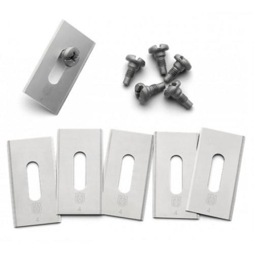 Ножи Husqvarna для газонокосилки-робота Endurance, 45 шт. (5950844-02)