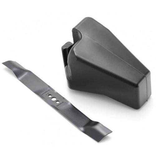 Комплект вставка для мульчирования и нож для Husqvarna LC400 Mulch Kit (5892149-01)