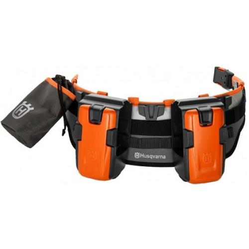 Пояс акумуляторный Husqvarna FLEXI, 1 акк, 1 акк с адаптером, 1 карман (5907767-02)