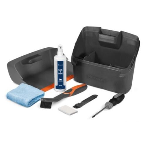 Комплект для обслуживания газонокосилки-работа, для очистки и полировки (5908551-01)
