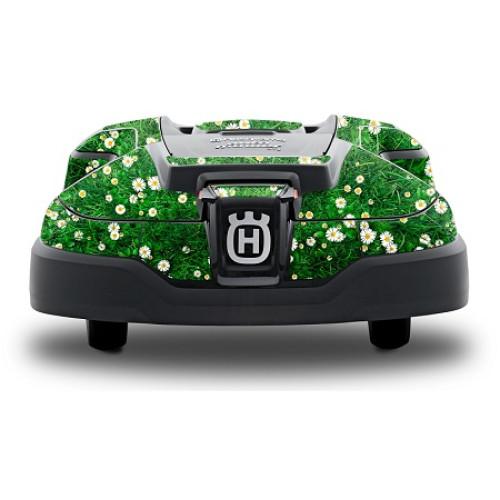 "Комплект наклеек Husqvarna ""цветы"" для Automower 305 (5992947-01)"